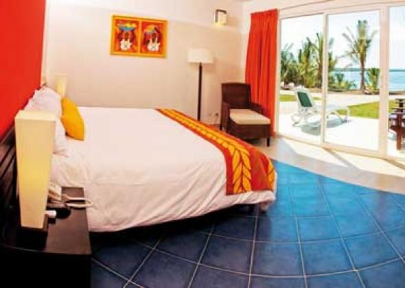 Hoteles colombia hotel en isla baru hotel decameron baru for Habitaciones conectadas hotel