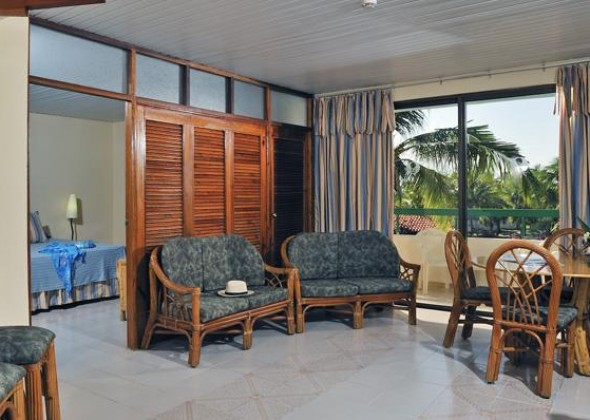 hotel Sol Sirenas Coral, hab. Junior Suite