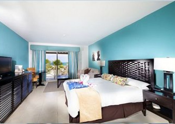 Hotel playa blanca resort for Habitacion familiar riu playa blanca