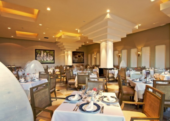 Iberostar Grand Hotel Rose Hall, restaurante buffet