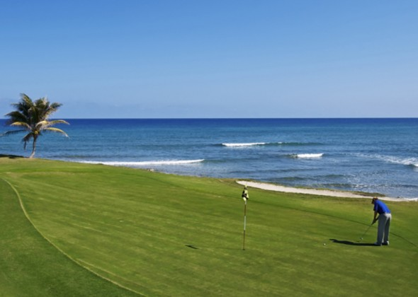 Iberostar Grand Hotel Rose Hall, golf