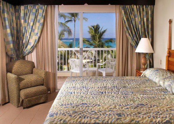 Hotel Barcelo Punta Cana, suite