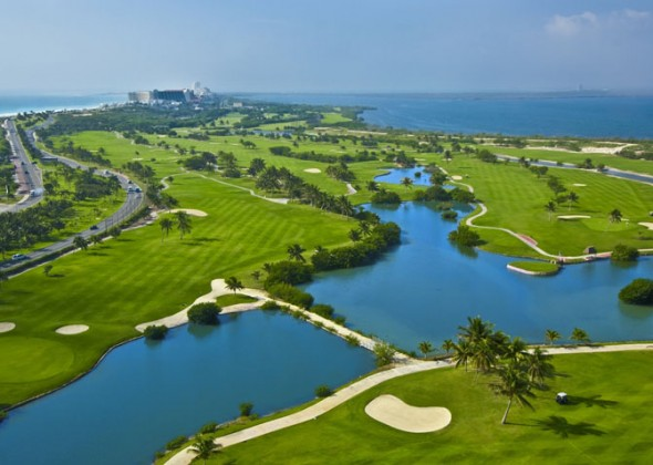 Hotel Iberostar Cancun, golf
