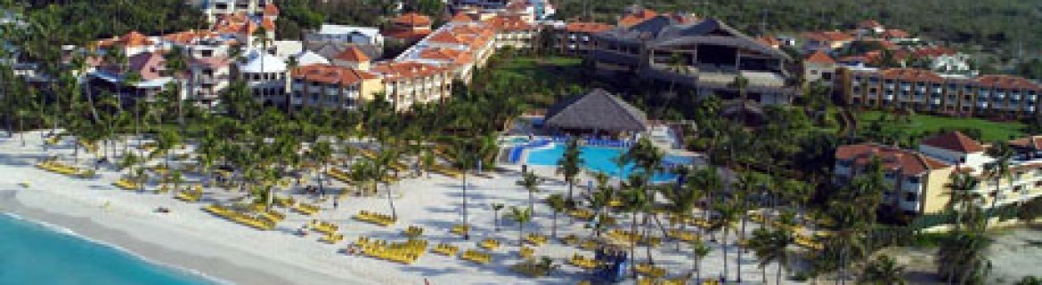 hotel Viva Wyndham Dominicus Palace, vista general