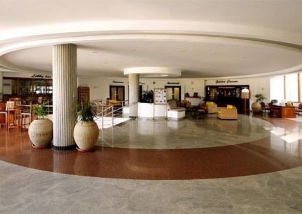 Hotal Sonesta Great Bay, lobby