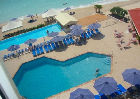 Hotal Sonesta Great Bay, piscina