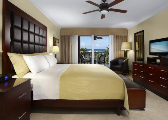 habitaciones del Divi Village Golf and Beach Resort
