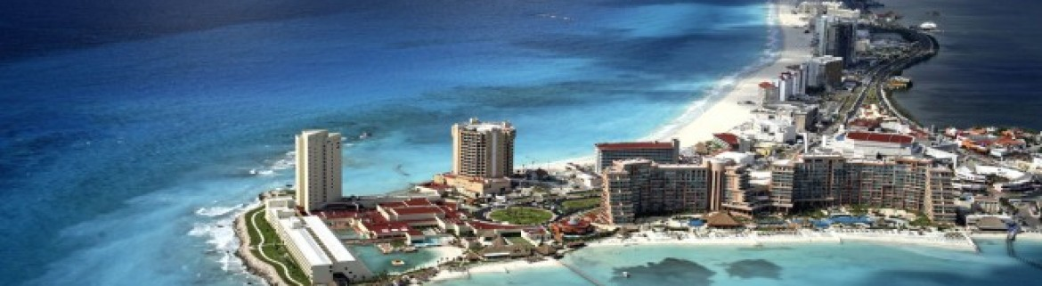 Abril en Cancun